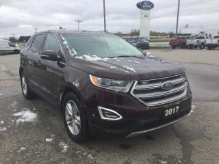 Used 2017 Ford Edge SEL | Rear View Camera | Remote Start for sale in Harriston, ON