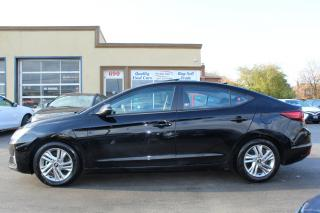 Used 2019 Hyundai Elantra Preferred Sun & Safety Pkg for sale in Brampton, ON