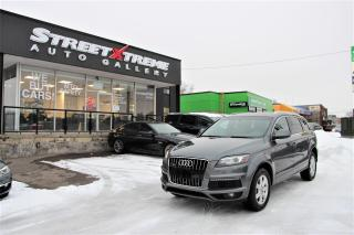 Used 2014 Audi Q7 Technik S-Line for sale in Markham, ON