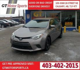 Used 2015 Toyota Corolla LE for sale in Calgary, AB