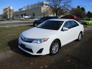 Used 2014 Toyota Camry LE ~ NAVIGATION ~ REAR CAMERA for sale in Toronto, ON
