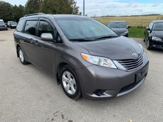 Used 2016 Toyota Sienna LE Power doors and 8 passengers for sale in Waterloo, ON