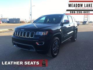Used 2019 Jeep Grand Cherokee Limited  - Leather Seats - $275 B/W for sale in Meadow Lake, SK