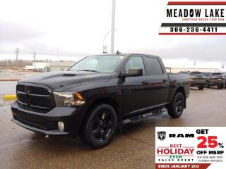 New 2019 RAM 1500 Classic Express  - HEMI V8 - $248 B/W for sale in Meadow Lake, SK