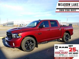New 2019 RAM 1500 Classic Express  - HEMI V8 - $249 B/W for sale in Meadow Lake, SK