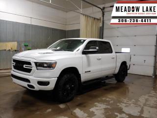 New 2020 RAM 1500 Sport  - HEMI V8 - $349 B/W for sale in Meadow Lake, SK
