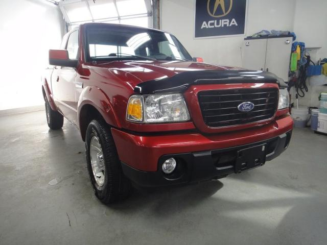 2009 Ford Ranger LOW KM,NO ACCIDENT,ALL SERVICE RECORDS