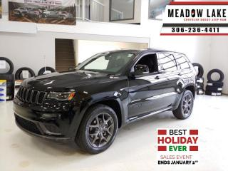 New 2020 Jeep Grand Cherokee Limited  - Sunroof - Leather Seats - $328 B/W for sale in Meadow Lake, SK