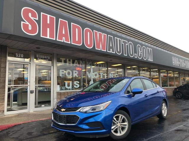 2018 Chevrolet Cruze LT -Turbocharged -Navigation -VOTED #1