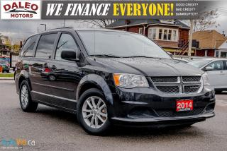 Used 2014 Dodge Grand Caravan SXT for sale in Hamilton, ON