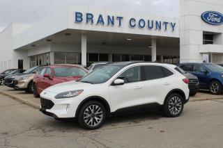 New 2020 Ford Escape Titanium for sale in Brantford, ON