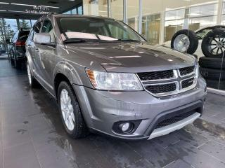 Used 2013 Dodge Journey SXT, POWER HEATED SEATS, HEATED STEERING WHEEL, KEYLESS IGNITION for sale in Edmonton, AB