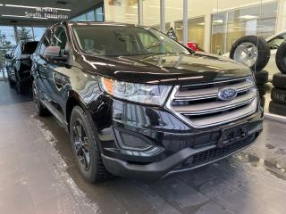 Used 2017 Ford Edge SE, ACCIDENT FREE, PADDLE GEAR SHIFTS, KEYLESS IGNITION, BACK-UP CAMERA for sale in Edmonton, AB