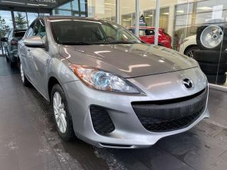 Used 2012 Mazda MAZDA3 GS-SKY, HEATED SEATS, CRUISE CONTROL, A/C for sale in Edmonton, AB