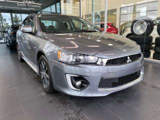 Used 2016 Mitsubishi Lancer ES, ACCIDENT FREE, SUNROOF, BACK-UP CAMERA, CRUISE CONTROL for sale in Edmonton, AB