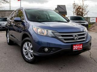 Used 2014 Honda CR-V Touring 4dr AWD Sport Utility for sale in Brantford, ON
