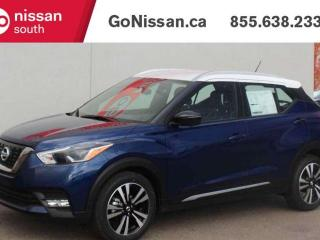 Used 2019 Nissan Kicks SR BACK UP CAMERA PUSH START BLUETOOTH for sale in Edmonton, AB