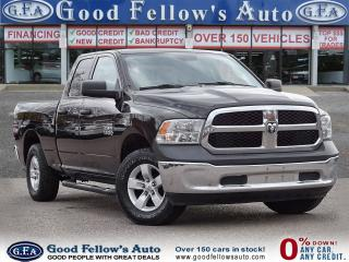 Used 2017 RAM 1500 QUAD CAB, 4WD, 3.6 LITER for sale in Toronto, ON
