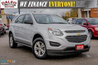 Used 2016 Chevrolet Equinox LS for sale in Hamilton, ON