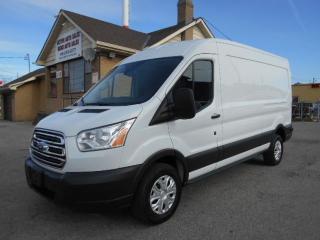 Used 2016 Ford Transit CARGO 3.2L Diesel 148