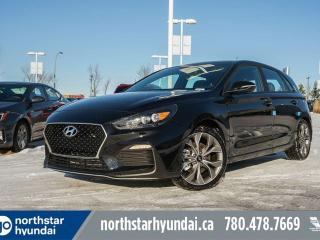 New 2020 Hyundai Elantra GT N LINE:1.6L TURBO/18 INCH RIMS/8 INCH DISPLAY/ for sale in Edmonton, AB