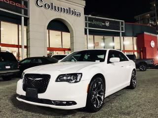 Used 2018 Chrysler 300 S - Accident Free / Local / No Dealer Fees / Leather for sale in Richmond, BC