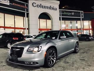 Used 2018 Chrysler 300 S - Leather/Local/Accident Free/No Dealer Fees for sale in Richmond, BC