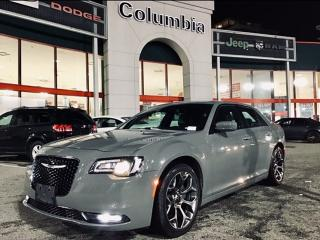 Used 2018 Chrysler 300 S - No Accident / Local / Leather / No Dealer Fees for sale in Richmond, BC