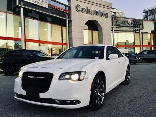 Used 2018 Chrysler 300 S - Leather/No Accident/Local/No Dealer Fees for sale in Richmond, BC