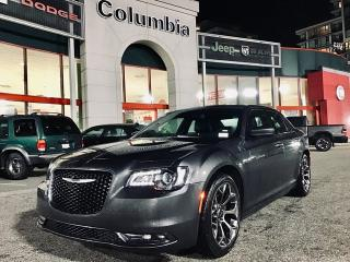Used 2018 Chrysler 300 S - No Accident / No Dealer Fees / Leather for sale in Richmond, BC
