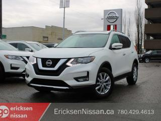 Used 2019 Nissan Rogue SV ROOF l CPO l AWD l Backup Camera l Heated steering l Alloys for sale in Edmonton, AB