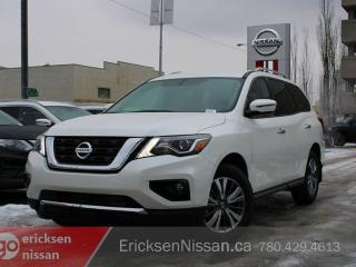 New 2020 Nissan Pathfinder SV for sale in Edmonton, AB