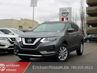 New 2020 Nissan Rogue S for sale in Edmonton, AB