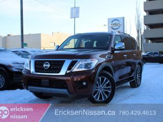 New 2020 Nissan Armada SL for sale in Edmonton, AB