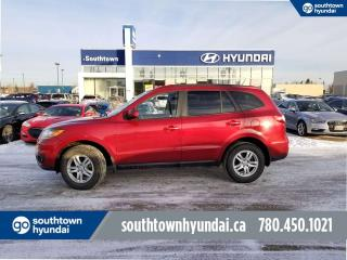 Used 2010 Hyundai Santa Fe GL/AWD/BLUETOOTH/POWER OPTIONS for sale in Edmonton, AB