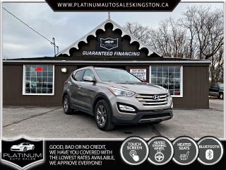 Used 2016 Hyundai Santa Fe Sport Premium for sale in Kingston, ON