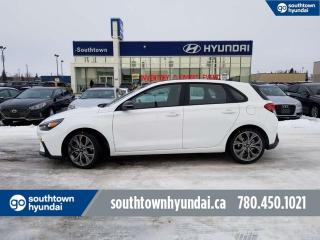 New 2020 Hyundai Elantra GT N Line Ultimate - 1.6T Nav/Panoramic Sunroof/ Cooled Seats for sale in Edmonton, AB