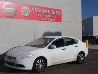 Used 2014 Dodge Dart SE/ONE OWNER/6 SPEED/CRUISE for sale in Edmonton, AB
