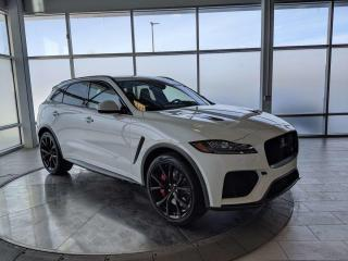 New 2020 Jaguar F-PACE 0% APR for sale in Edmonton, AB