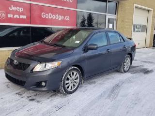Used 2009 Toyota Corolla LE, Sunroof, alloys, push button, Great Shape! for sale in Edmonton, AB