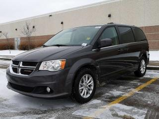 Used 2019 Dodge Grand Caravan SE / DVD / Back Up Camera for sale in Edmonton, AB