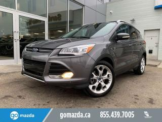 Used 2013 Ford Escape TITANIUM 2.0 ECO NAVI LEATHER VERY NICE for sale in Edmonton, AB