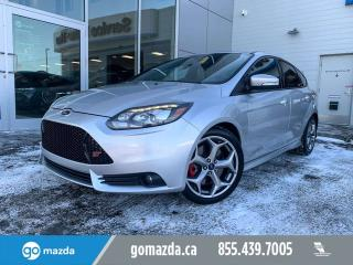 Used 2014 Ford Focus ST TECH LEATHER SUNROOF NAV GREAT CONDITION for sale in Edmonton, AB