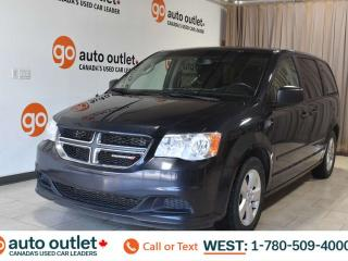 Used 2014 Dodge Grand Caravan Se, 3.6L V6, Fwd, Third row 7 passenger seating, Cloth seats for sale in Edmonton, AB