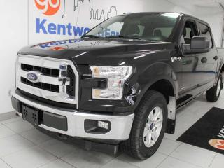 Used 2017 Ford F-150 XLT 4x4 ecoboost with 6 seats for sale in Edmonton, AB