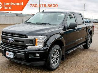New 2020 Ford F-150 XLT 302A, 4X4 Supercrew, 2.7L Ecoboost, Auto Start/Stop, Cruise Control, Pre-Collision Assist, Rear View Camera, Remote Keyless Entry, Trailer Tow Package, and NAV for sale in Edmonton, AB