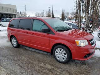 Used 2013 Dodge Grand Caravan SE; 7 PASS, GREAT VAN, CRUISE CONTROL, A/C AND MORE for sale in Edmonton, AB