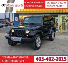 Used 2011 Jeep Wrangler Sahara for sale in Calgary, AB