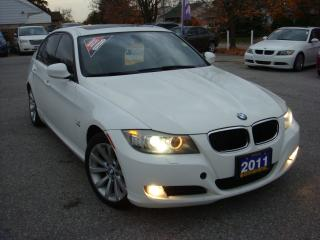 Used 2011 BMW 3 Series 328i xDrive Executive Edition W/Navigation for sale in Ajax, ON