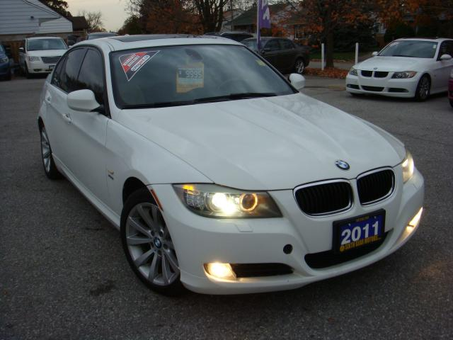 2011 BMW 3 Series 328i xDrive Executive Edition W/Navigation